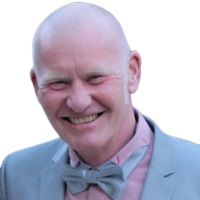 Head & shoulders photo of Gavin Devereux - Founder