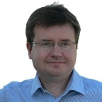 Head & shoulders photo of Mike Jones - Web Developer