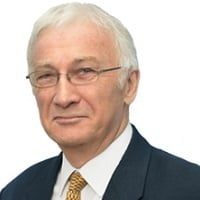 Head & shoulders photo of Ted Devereux - Chairman